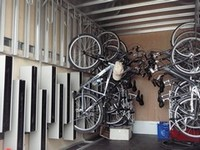 Remorque pour vélos