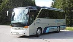 Car Mercedes Setra 411 HD 34 ou 38 places