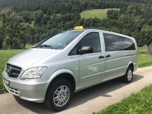 Mercedes Vito 4X4 – 7 places