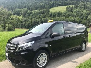 Mercedes Vito 4X4 – 8 places